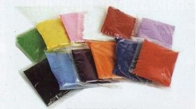 Jewish Craft Kit: Sand Bags for Sand Art, Set of 12 4905