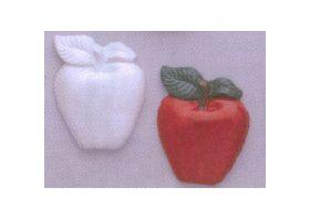 Ceramic Magnet to Paint: Rosh Hashonah Apple 5026Apl
