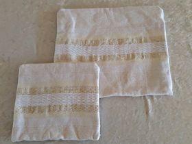 Tefillin Bag, Tallit Bag, Cotton Tefillin Bag, Judaica Gift, Jewish Gift, Bar Mitzvah Gift, Prayer Bag, Woven Tallit Bag, Tefillin Case 648555025