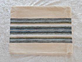 Tallit Bag, Cotton Tallit Bag, Judaica Gift, Jewish Prayer Shawl Bag, Bar Mitzvah Gift, Prayer Shawl Bag, Israeli Gift, Woven Tallit Bag 647398329