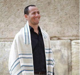 Jewish Gift, High Holidays, Woven Tallit, Jewish Prayer Shawl, Cotton Tallit, Wedding Tallit Set, Tallit For Man, Tallis, White Prayer Shawl 93039403