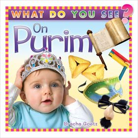 What Do You See on Purim? WDPUH