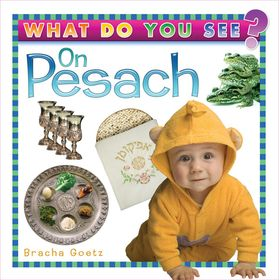 What Do You See on Pesach? WDPH
