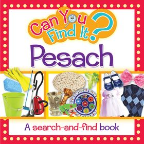 Can You Find It? Pesach CYPH