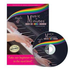 KUMZITZ -Intermediate Level- Music Book & CD Kumzitz-Intermediate-Music Book & CD