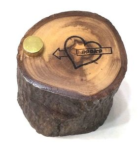 Olive wood Ring box, Hebrew ring box Marry Me, באהבה wedding proposal, olive wood, Israel i souvenir, Valentine's Day engraved gifts mm7 491298646