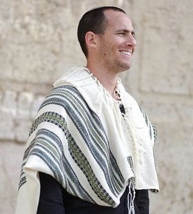 Jewish Gift, Tallit, Cotton Tallit, High Holidays, Jewish Prayer Shawl, Handwoven Tallit, Wedding Tallit Set, Tallit For Man, Prayer Shawl 93043824