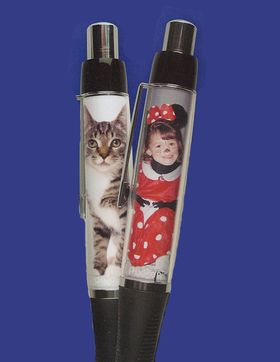 Craft: Make A Back To School Photo Pen, Thick 4930T