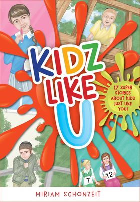 Kidz Like U, Book 1 KLU1H