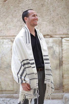 Tallit, Judaica Gift, Jewish Prayer Shawl, Jewish Wedding Prayer Shawl, Tallis, Jewish Gift, Israeli Tallit, Woven Tallit, Tallit For Man 166073206