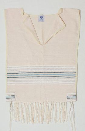 Jewish Gift, Judaica Gift, Tallit Katan, Woven Tallit, Jewish Prayer Shawl, Cotton Tallit, Tallits Man, Tallis, Bar Mitzvah Gift,  Tzitzit 198591808