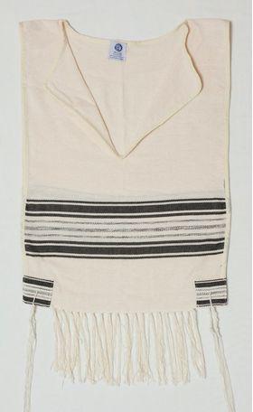Judaica, Jewish Gift, Tallit Katan, Woven Tallit, Jewish Prayer Shawl, Cotton Tallit, Tallit For Man, Tallis, Bar Mitzvah Gift,  Tzitzit 198591418